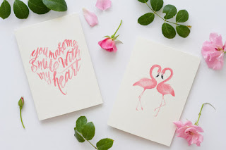 flamingo cards