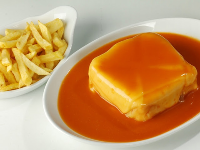 Gastronomia no Porto