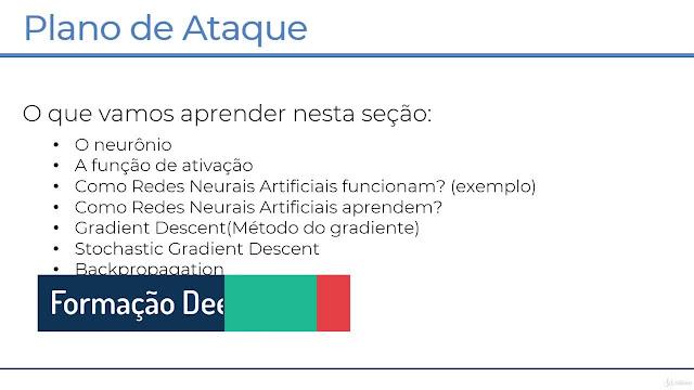 Formação Engenheiro de Deep Learning e Machine Learning | NED