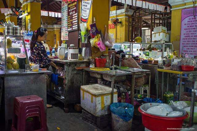 Street food w Wietnamie
