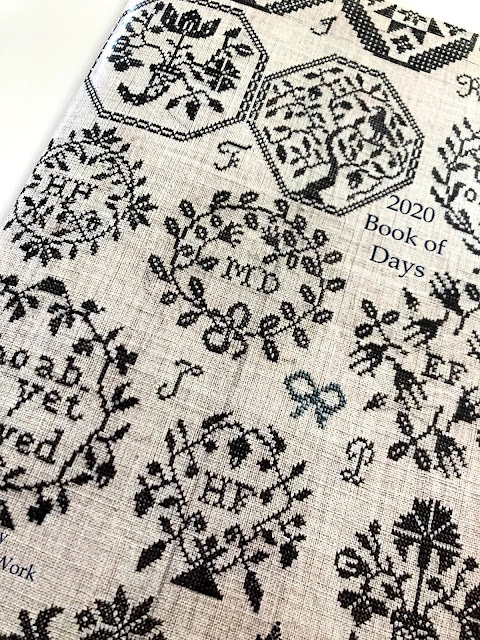 Little House Needleworks Chart #138 Giving Thanks W// Threads