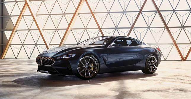 Brand New 2019 BMW 8 Series Review