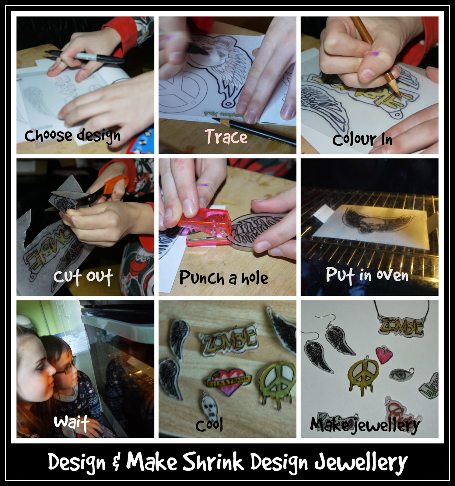 Shrink Design Jewellery