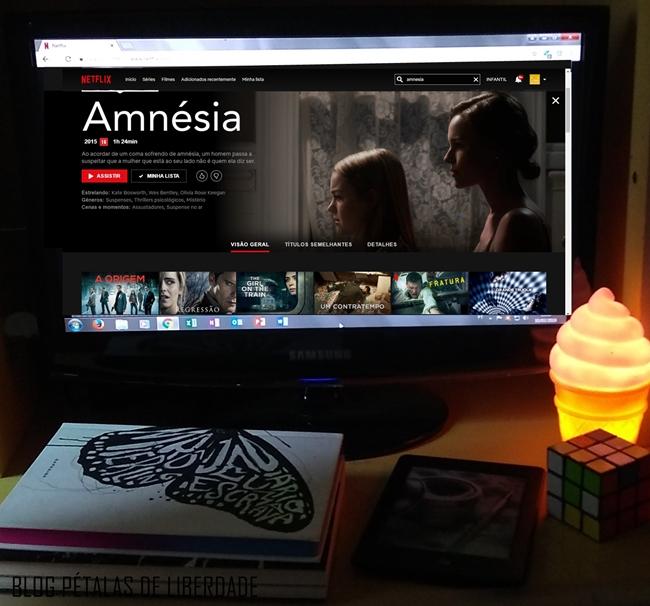 Filme, Amnesia, Netflix, blog-literario-petalas-de-liberdade