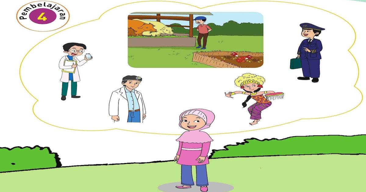 Untuk memperdalam materi tematik salah satunya adalah dengan adanya buku pendalaman tematik. Materi Pembelajaran Kelas 4 SD Tema 6 Subtema 1