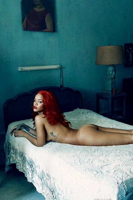 Sexy Rihanna Tattoos