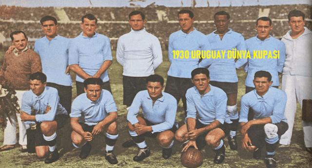 Dünya Kupası'nın Geçmişten Günümüze Kadar Olan Tarihçesi 1930 Uruguay - Kurgu Gücü