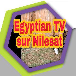 Fréquence Egyptian TV HD sur Nilesat