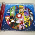 Disc 2 tray