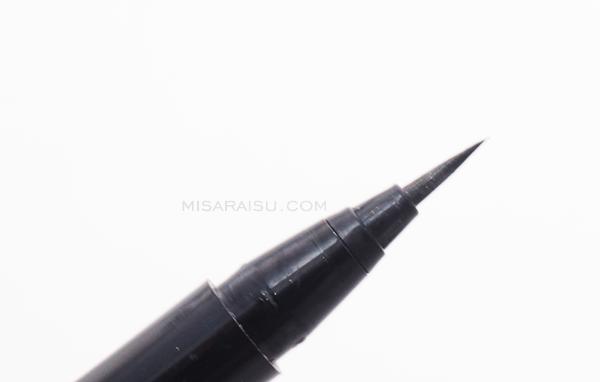 canmake eyeliner felt tip black