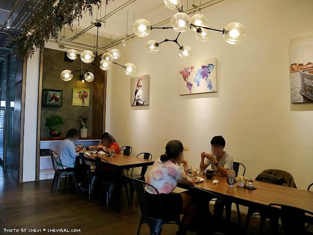 IMG 9585 - 台中南屯│Jerry's House。獨特的澳式早午餐,不用飛去澳洲就能吃到藍帶雙主廚的好手藝!