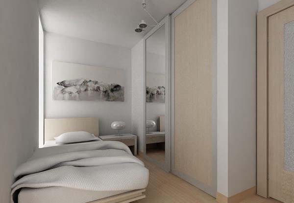 74 Desain Kamar Tidur Minimalis Ukuran 3x4 Terbaru ...