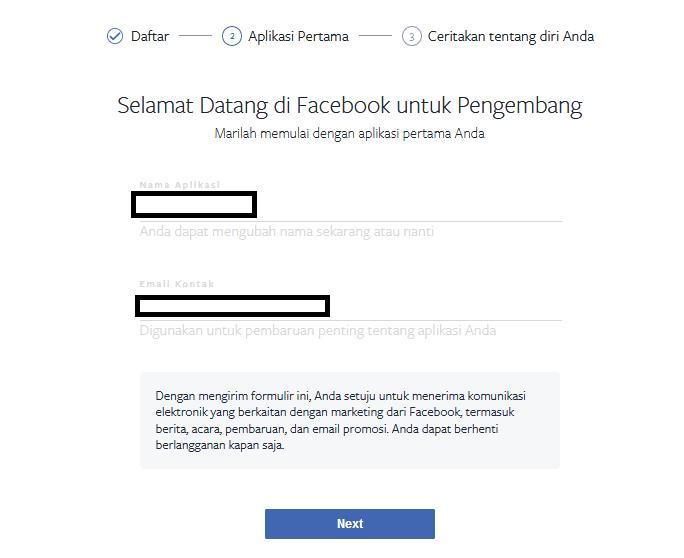 kode facebook app id