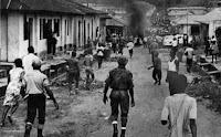 BIAFRAN MASSACRE SIT-AT-HOME THE CIVIL WAR NIGERIA AND BIAFRA WAR