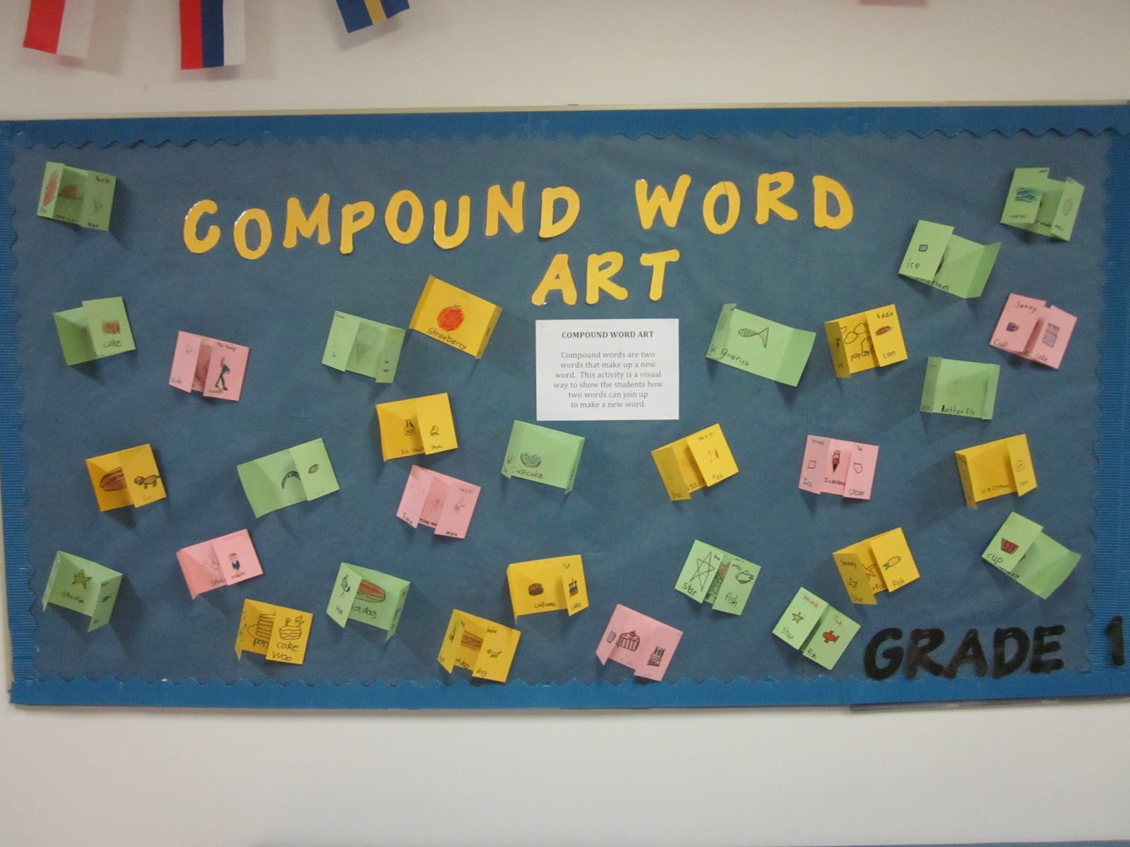 Chalk Talk A Kindergarten Blog Compond Words