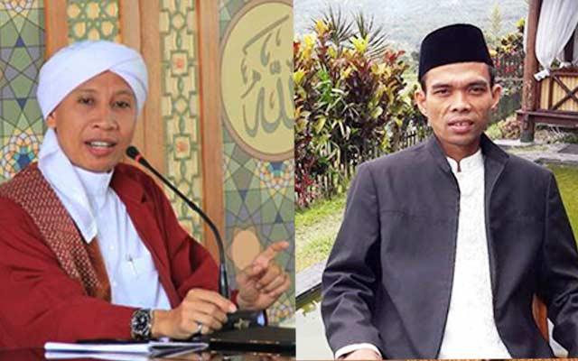 Umat Islam Indonesia Bersyukur Memiliki Buya Yahya dan Ustad Abdul Somad.