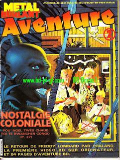 Nostalgie coloniale