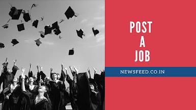 Post A Job - Fill Below Form To Post A Job