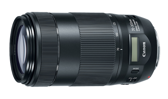 Canon EF 70-300mm f/4.5-5.6 IS II USM Lens