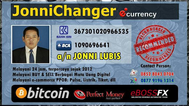 Jonni Changer