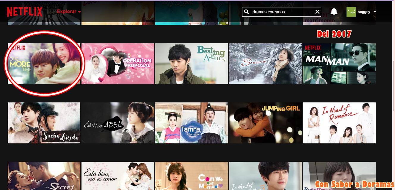 mundo asi tico con sabor a doramas ranking de dramas coreanos en netflix. Black Bedroom Furniture Sets. Home Design Ideas