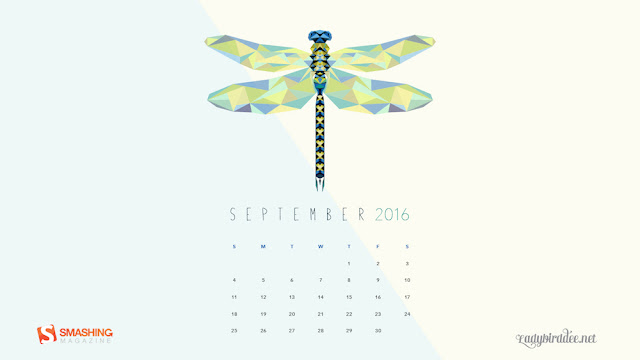 Wallpaper September 2016 - Ladybirddee