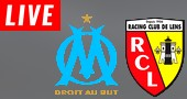 Marseille vs Lens LIVE STREAM streaming