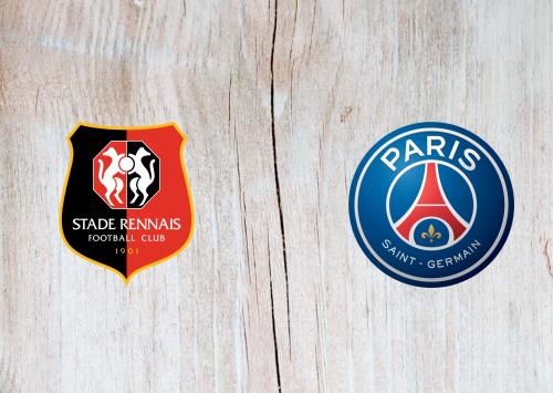 Rennes vs PSG -Highlights 09 May 2021