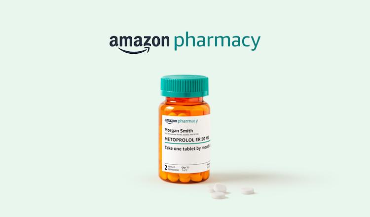 Бутылочка Amazon Pharmacy