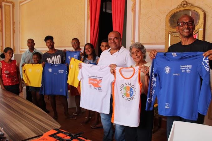 São Félix: Alunos do Projeto Virando o Jogo, participarão do Campeonato Brasileiro de Canoagem, em Brasília