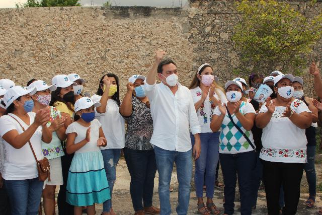 Nada me detiene para conseguir recursos para Yucatán: Liborio