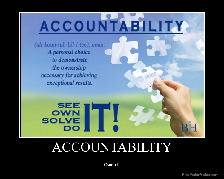 Importance of Accountability in Leadership