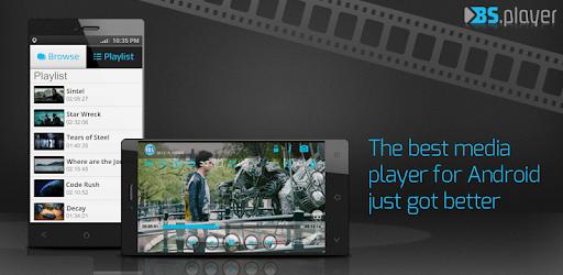 تحميل النسخة الكاملة من BSPlayer لمشغل الوسائط المتعددة الذي يعمل بنظام Android مع الوظائف الكاملة.