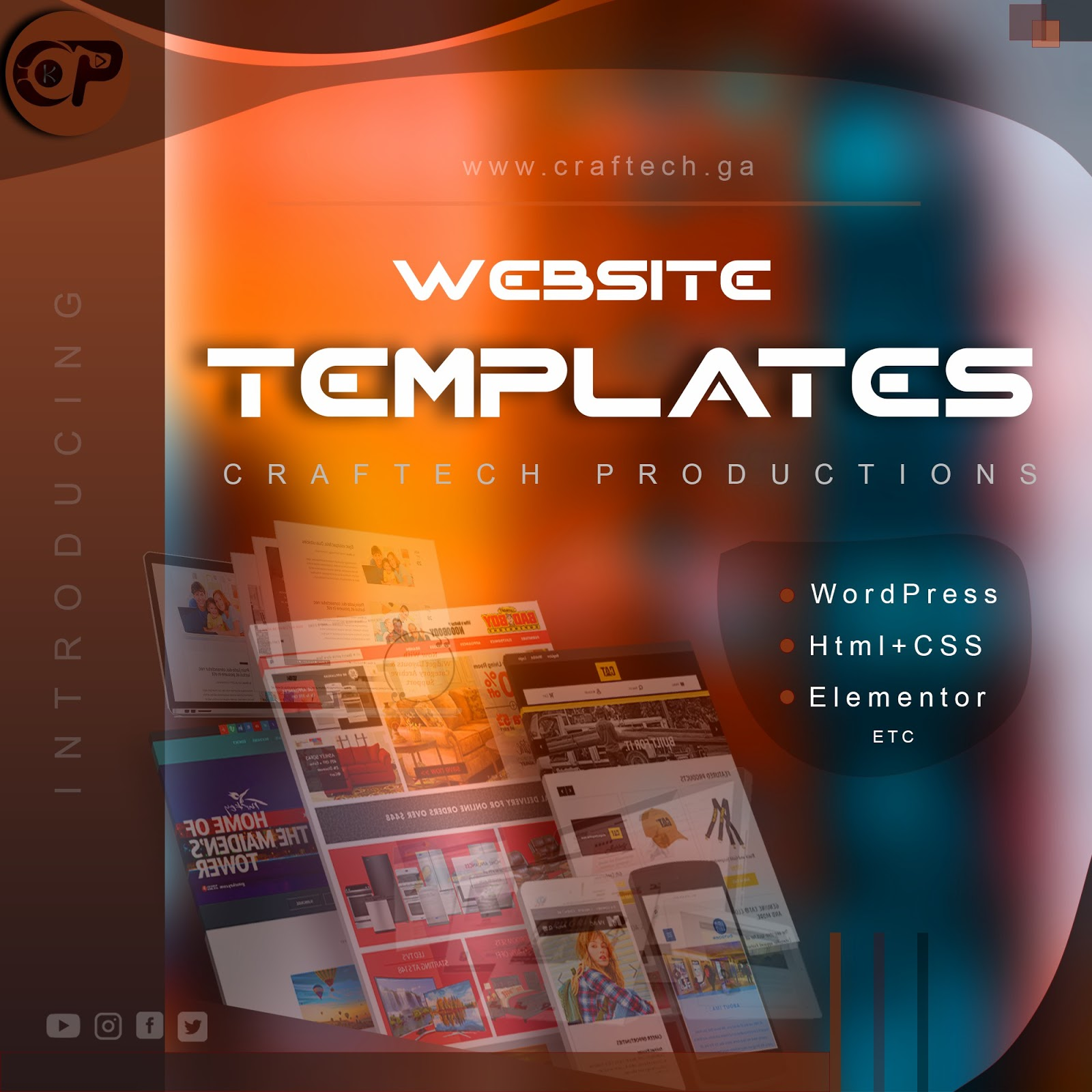 Craftech Templates