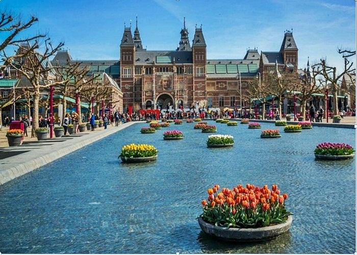 """Berlibur ke 'Negeri Van Oranje"""", Amsterdam Belanda"""