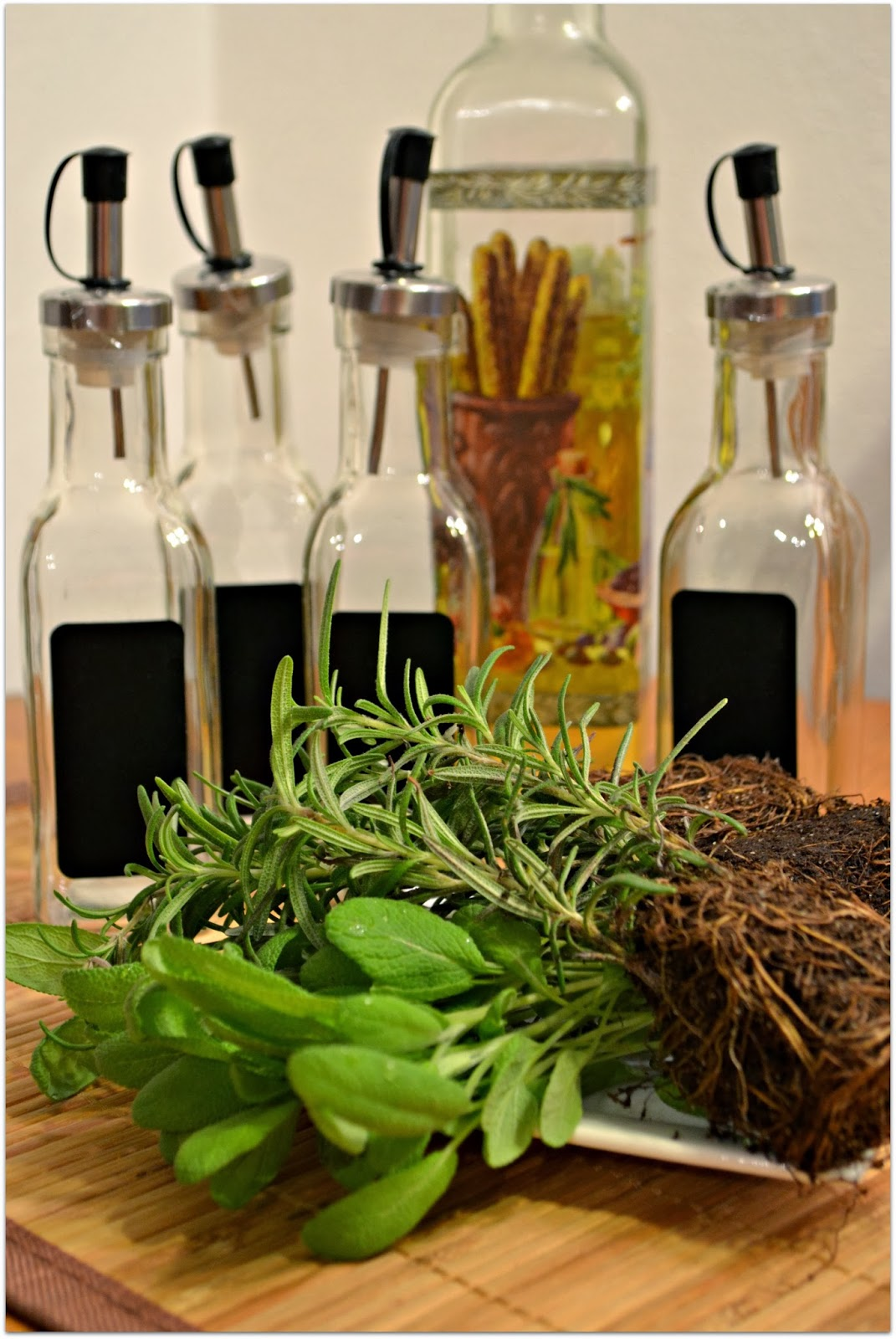 Flavored Vinegars and Oils - 9.340 - Extension  Flavored Oils