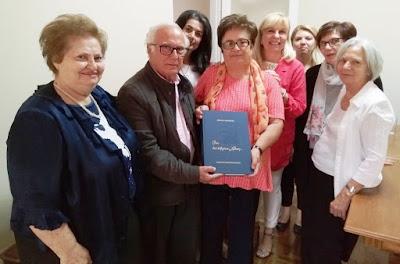 Επίσκεψη του εκπροσώπου της Ελληνικής Κοινότητας του Τορόντο Μιχάλη Μουρατίδη στον «Έρασμο»