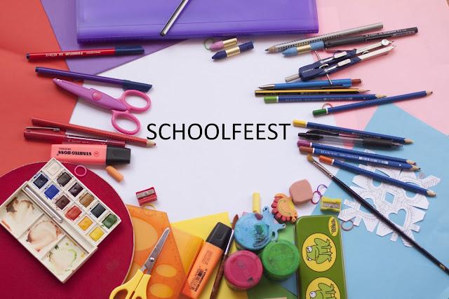 animatie schoolfeest