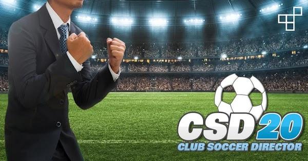 Club Soccer Director 2020 - Soccer Club Manager  1.0.76 | Mod Money