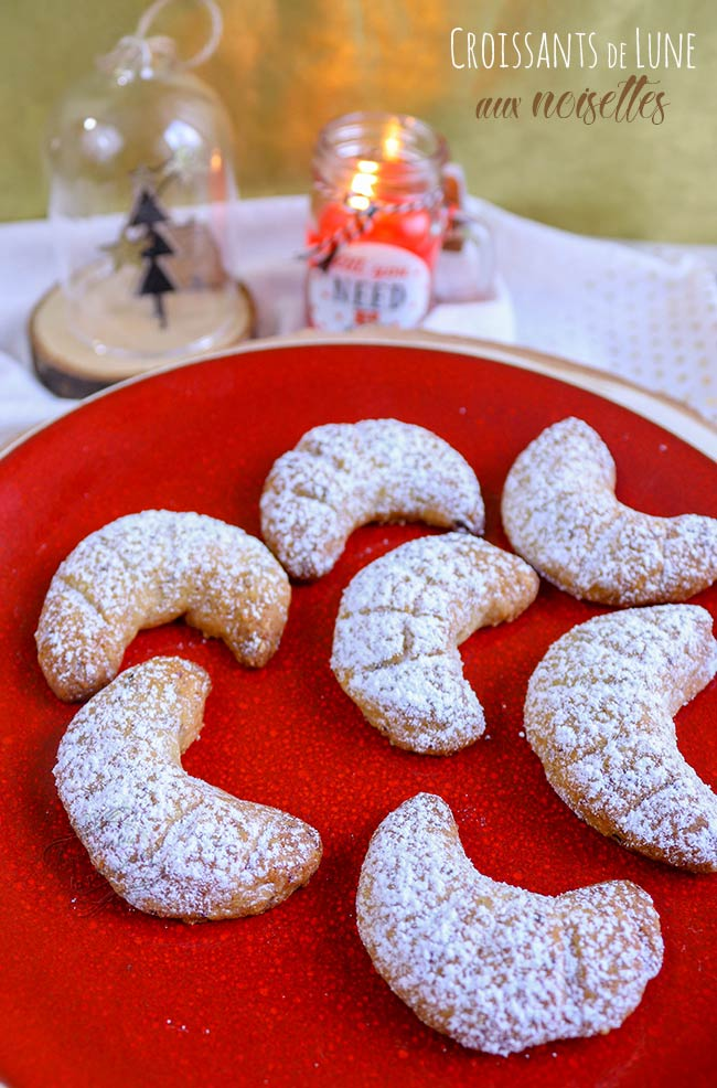 recette biscuit lune