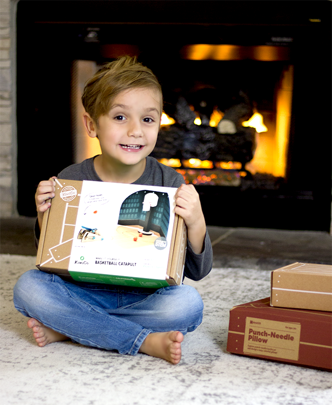Gifts That Encourage Learning and Creativity: KiwiCo