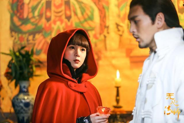 monster killer sebrina chen yao yue qiluo