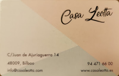 Restaurante Casa Leotta - Bilbao