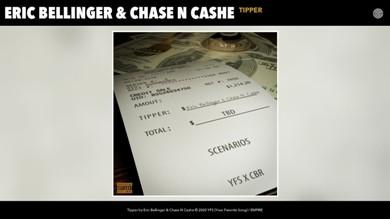 Tipper Lyrics - Eric Bellinger & Chase N Cashe
