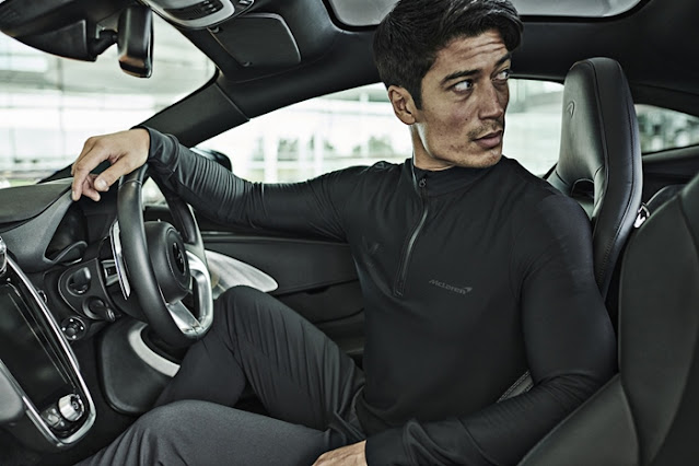 McLaren Automotive,  Castore Sportswear, Lightweight Technical Capsule Collection, McLaren Castore Sportswear, Sportswear, Fashion