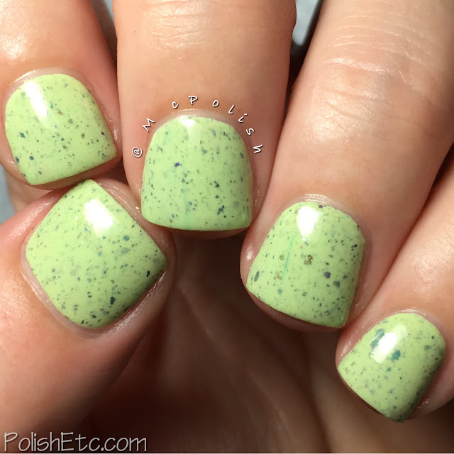 Pahlish - Out of Oz Collection - McPolish - Elphaba Lives!