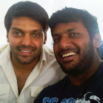 Arya and Vishal