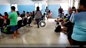 ESPERA SEM FIM: Pacientes esperam mais de 3 horas na UPA  da Zona Sul