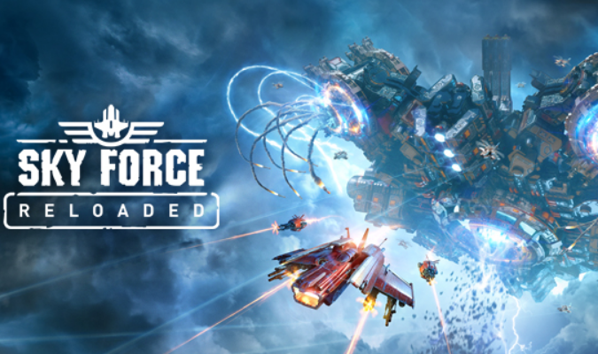 Rekomendasi Games Gratis Android Terbaru - Sky Force Reloaded