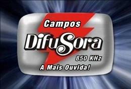 Ouvir agora Rádio Campos Difusora AM 850 - Campos dos Goytacazes / RJ